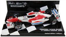Minichamps Toyota Racing F1 Launch Version 2004 - 1/43 Scale