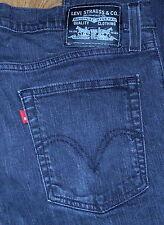 Levis 514 Slim Straight Leg Men's Gray Black Blue Pants Jeans 36X30 36x32 36x34