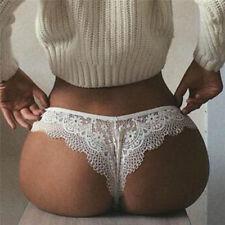Lace Bandage Sexy Lingerie Thongs Women Bodydoll Chemise Underwear Club Panty