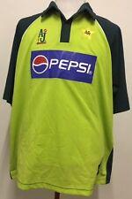 Old Style Pakistan ODI Cricket Shirts,XL,Early 2000s,Original Stock @ £17.95p !
