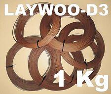 LAYWOO-D3 das Original / Holz wood filament edu-kit 1.0 kg / 1.75 oder 3mm