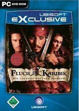 Pirates des Caraïbes 2 légende de jack sparrow allemand pirates of Caribbean NEUF