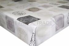 Le forme artistiche neutro PVC Vinile Tovaglia in tela cerata tavolo da pranzo cucina