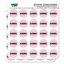 """1"""" Scrapbooking Crafting Stickers Names Female Io-Iz"""