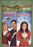 Holiday in Handcuffs/Snowglobe, Good DVD, Mario Lopez, Timothy Bottoms, Melissa