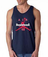 "Andrew Benintendi Boston Red Sox ""Air"" jersey shirt TANK-TOP"