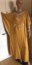 2017 Beautiful Moroccan caftan maxi dress papillon short sleeve