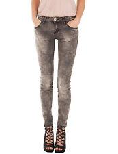Damen Jeans Hosen Super Skinny vintage slim fit Röhrenjeans stretch Neu
