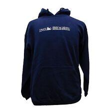 Reebok Blue Hoodie Sweat Shirt Top ING Bay to Breakers 12K Hooded R Jog Gear C72
