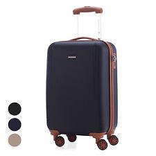 Wannsee Handgepäck Koffer Kabinenkoffer Bordgepäck 4 Rollen Boardcase