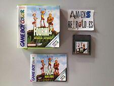 Fourmiz/Antz World Sportz (boite/notice) Gameboy Color GBC Nintendo PAL