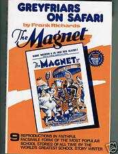 BILLY BUNTER Greyfriars On Safari - Magnet Vol. 65 d/w