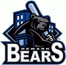Newark Bears Atlantic League Baseball Mens Polo XS-6XL, LT-4XLT Defunct Team New