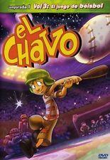 El Chavo Animado, Vol. 3: El Juego de Be DVD