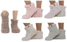 Kinder Hütten- Socken Schuhe Mähmäh ABS Teddy Hausschuhe
