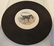 Vintage Labrador Retriever Plaque w tile, RARE, Lab