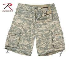 Rothco 2520 A.C.U. Digital Camo Vintage Infantry Utility Shorts