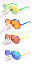 lunettes de soleil 5 6 7 8 ans enfant garçon fille aviateur 078029vh
