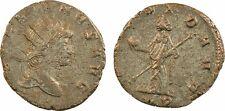 Gallien (253-268), Antoninien frappé à Milan, R/ PROVID AVG/MP (51)