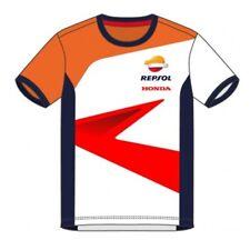 Honda Repsol Moto GP Team süßes Kinder T-Shirt Offiziell 2017 weiß orange