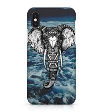 tribal à motifs ANTIQUE Divine éléphant océan WATER effet étui de téléphone