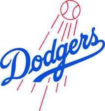 LOS ANGELES DODGERS Vinyl Decal / Sticker ** 5 Sizes **