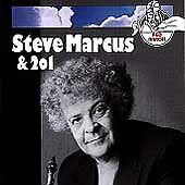 Steve Marcus & 2o1 - Steve Marcus & 2o1 (CD 1992)
