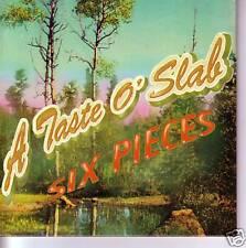RAGING SLAB Taste o Slab 6 TRX SAMPLER PROMO DJ CD 92