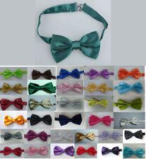 Men's Bow Tie Multi-Colours One Size Clips ❤Aus❤