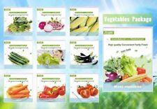 100-1000pcs Vegetable Combo Seeds Mixed Edible Plant Vegetable Garden Bonsai