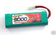 4 Pcs 7.2 V 5000 mAh NiMH Battery Pack RC Car Fit Tamiya TT-0 1 DB-0 1 GB-0 1