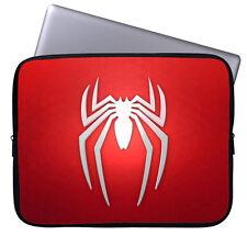 Spiderman Emblem Laptop Case Sleeve Tablet Bag Ultrabook Chromebook Sleeve