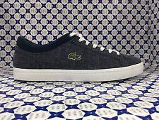 Scarpe LACOSTE Uomo Sneakers Straightset 217 - Denim - CAM1063