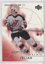 2001-02 Upper Deck Challenge for the Cup #53 Patrik Elias New Jersey Devils Card