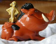 le roi lion poumba figurine