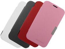 Flip Cover Case für Samsung Galaxy Note 2 Schutz Hülle Slim Etui BOOK STYLE