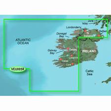 New Garmin Bluechart G2 Vision Hd Veu005r Ireland, West Coast