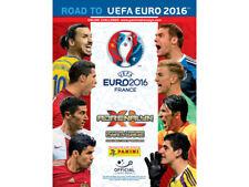 Panini Road to UEFA EURO 2016 Adrenalyn XL card no. 1-249
