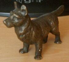 HEAVY METAL SCOTTISH TERRIER DOG MODEL SCOTTISH TERRIER DOG ORNAMENT