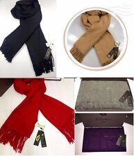 "UScarmen Cashmere Blanket Scarf / Wrap / Shawl 70"" x 28"" Solid - Choose Color"