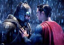 Batman V Superman Dawn of Justice DC Art Print Photo Picture Poster A3 A4
