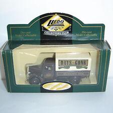 Lledo: Days Gone Model: 1939 Ford Canvas-Back Truck: CLUB AUTUMN 1996 : DG70005a