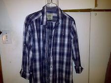 Esprit boys/men's multi-plaid t-shirt