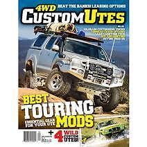 4WD Custom Utes Magazine No. 10