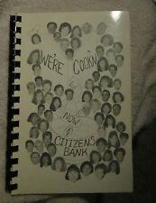 Citizens Independent Bank Minneapolis Cookbook 1991 Nittler Kapsner Koerner