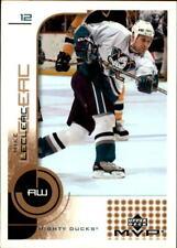 2002-03 Upper Deck MVP Hockey Cards Pick From List