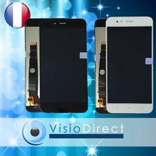 "Ecran pour Xiaomi Mi A1 Mi 5X blanc noir 5.5"" vitre tactile + LCD"