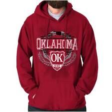 Oklahoma Traditional Tourist Travel Souvenir Hoodies Sweat Shirts Sweatshirts