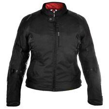 Oxford Girona 1.0 Ladies Textile Waterproof Motorcycle Jacket - StealthBlack