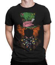 2242fdec Alice in Wonderland T-shirt, Mad Hatter Tee, Men's Women's All Sizes